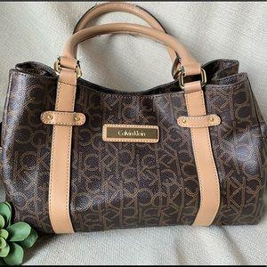 Calvin Klein Vegan Leather Handbag